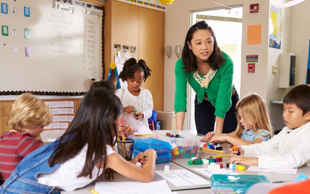 Building Relationships and Cooperation in the Classroom