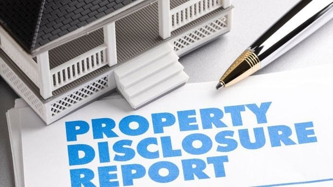 What is a Property Disclosure Statement