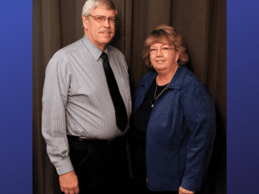 Jim and Linda Swanson