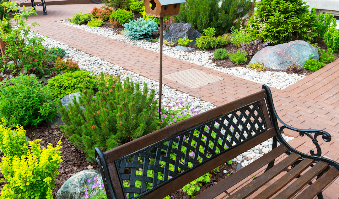 Winter is the best time to plan your landscaping projects